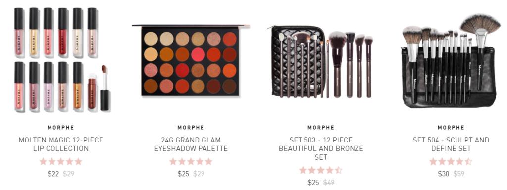 Morphe Brushes Sale
