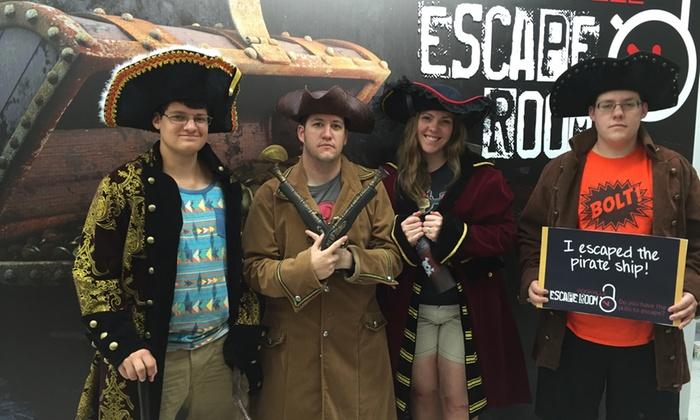 Rockville Escape Room